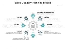 Sales Capacity Planning Models Ppt Powerpoint Presentation Gallery Skills Cpb