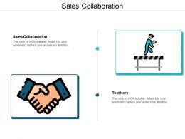 Sales Collaboration Ppt Powerpoint Presentation Gallery Layouts Cpb