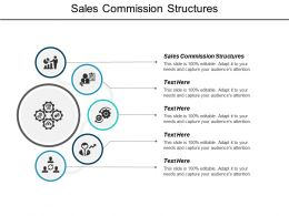 Sales Commission Structures Ppt Powerpoint Presentation Model Designs Download Cpb