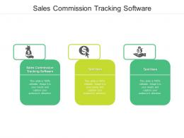 Sales Commission Tracking Software Ppt Powerpoint Presentation Pictures Icon Cpb