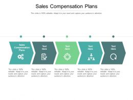 Sales Compensation Plans Ppt Powerpoint Presentation Summary Designs Download Cpb