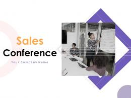 Sales Conference Powerpoint Presentation Slides