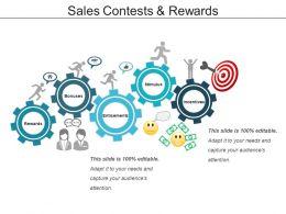 Sales Contests And Rewards