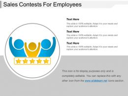 Sales Contests For Employees