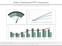 Sales Dashboard Ppt Inspiration