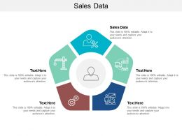 Sales Data Ppt Powerpoint Presentation Gallery Inspiration Cpb