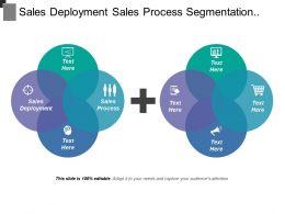 Sales Deployment Sales Process Segmentation Targeting Competitor Performance