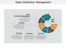 Sales Distribution Management Ppt Powerpoint Presentation Portfolio Graphicscpb