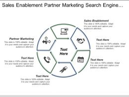 Sales Enablement Partner Marketing Search Engine Marketing Sem
