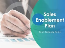 Sales Enablement Plan Powerpoint Presentation Slides