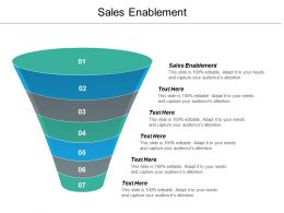 Sales Enablement Ppt Powerpoint Presentation Icon Design Inspiration Cpb