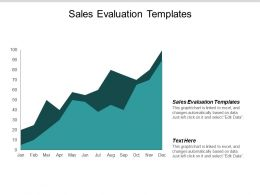 Sales Evaluation Templates Ppt Powerpoint Presentation Outline Graphics Pictures Cpb