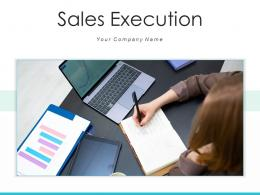 Sales Execution Management Financial Growth Business Operations