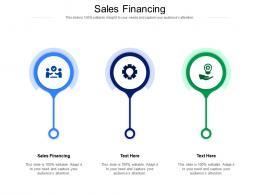 Sales Financing Ppt Powerpoint Presentation Portfolio Files Cpb