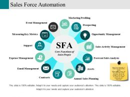 Sales Force Automation Sample Ppt Files