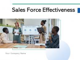 Sales Force Effectiveness Businesses Analytics Customer Segmentation Performance Dashboard
