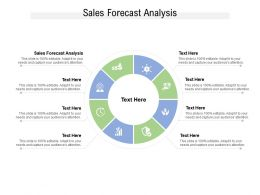 Sales Forecast Analysis Ppt Powerpoint Presentation Guidelines Cpb
