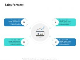 Sales Forecast Competitor Analysis Product Management Ppt Rules