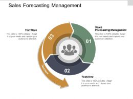 Sales Forecasting Management Ppt Powerpoint Presentation Icon Display Cpb