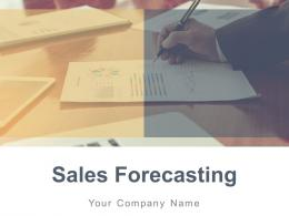 Sales Forecasting Powerpoint Presentation Slides