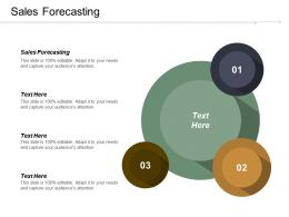 Sales Forecasting Ppt Powerpoint Presentation Infographics Picture Cpb