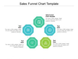 Sales Funnel Chart Template Ppt Powerpoint Presentation Styles Example Topics Cpb