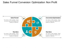 Sales Funnel Conversion Optimization Non Profit Coop Funding Cpb