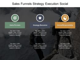 Sales Funnels Strategy Execution Social Responsibility Employee Advocacy Cpb