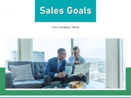 Sales Goals International Organization Development Strategies Achievement