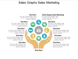 Sales Graphs Sales Marketing Ppt Powerpoint Presentation Microsoft Cpb