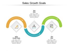Sales Growth Goals Ppt Powerpoint Presentation Professional Clipart Images Cpb