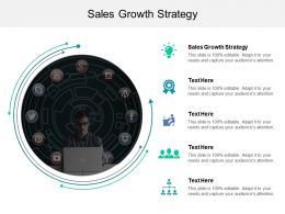 Sales Growth Strategy Ppt Powerpoint Presentation Summary Graphics Download Cpb