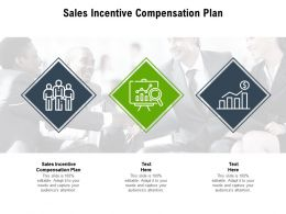 Sales Incentive Compensation Plan Ppt Powerpoint Presentation Portfolio Templates Cpb