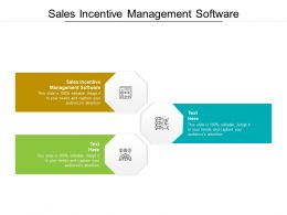 Sales Incentive Management Software Ppt Powerpoint Presentation Inspiration Ideas Cpb