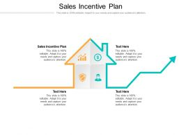 Sales Incentive Plan Ppt Powerpoint Presentation Icon Diagrams Cpb