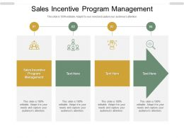 Sales Incentive Program Management Ppt Powerpoint Presentation Pictures File Formats Cpb