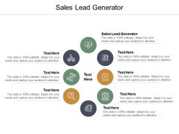 Sales Lead Generator Ppt Powerpoint Presentation File Show Cpb