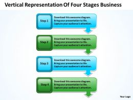 Sales Management Consultant Of Four Stages Business Powerpoint Templates PPT Backgrounds For Slides 0522
