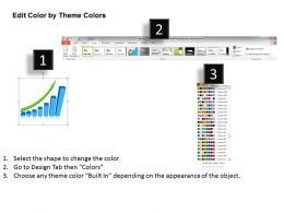 Sales Management Consultant Strategic Growth Concept Powerpoint Templates 0527