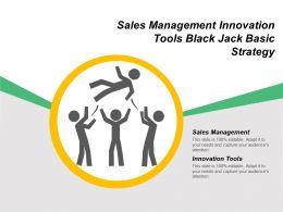 Sales Management Innovation Tools Black Jack Basic Strategy