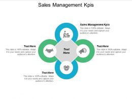 Sales Management KPIS Ppt Powerpoint Presentation Pictures Example Cpb