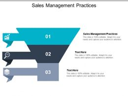 Sales Management Practices Ppt Powerpoint Presentation Ideas Portrait Cpb