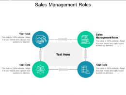 Sales Management Roles Ppt Powerpoint Presentation Infographic Template Format Ideas Cpb