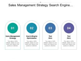 Sales Management Strategy Search Engine Optimization Asset Management Cpb