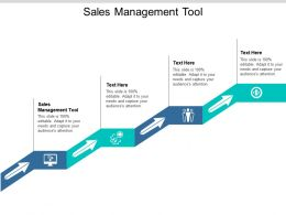 Sales Management Tool Ppt Powerpoint Presentation Styles Slides Cpb