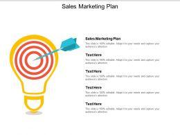 Sales Marketing Plan Ppt Powerpoint Presentation Icon Styles Cpb