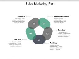 Sales Marketing Plan Ppt Powerpoint Presentation Inspiration Visual Aids Cpb