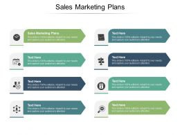 Sales Marketing Plans Ppt Powerpoint Presentation File Shapes Cpb
