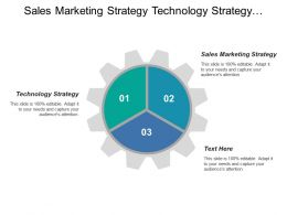 Sales Marketing Strategy Technology Strategy Financial Strategy Brand Associations