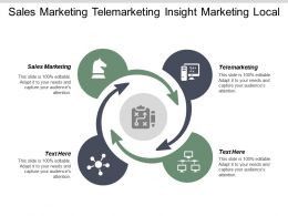 Sales Marketing Telemarketing Insight Marketing Local Digital Marketing Cpb